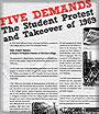 Five Demands