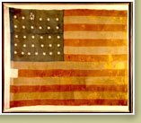 1857 US Flag: Townsend Harris in Japan